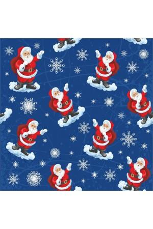 Pattern no 14 Nine X 100% Cotton Men's Christmas Pyjama