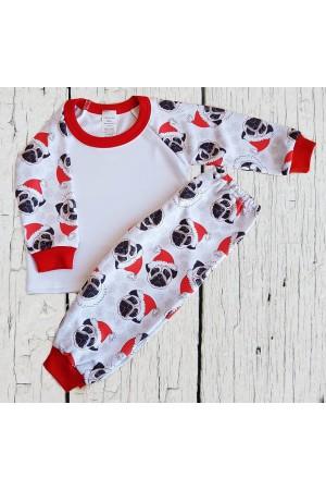 Pattern no 16 Nine X ThermoActive 100% Polyester Children Christmas Pyjama Set