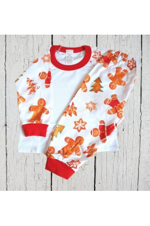 Pattern no 11 Nine X 100% Cotton Children Christmas Pyjama