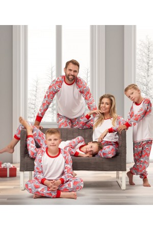 Pattern no 2 Nine X ThermoActive 100% Polyester Men's Christmas Pyjama