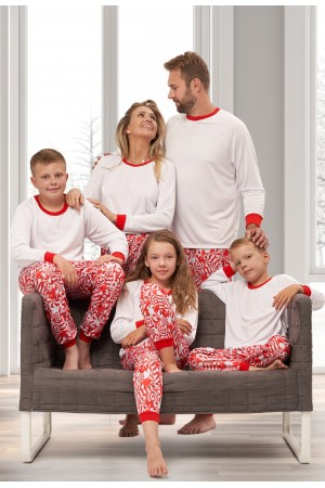 Pattern no 20 Nine X ThermoActive 100% Polyester Women's Christmas Pyjama