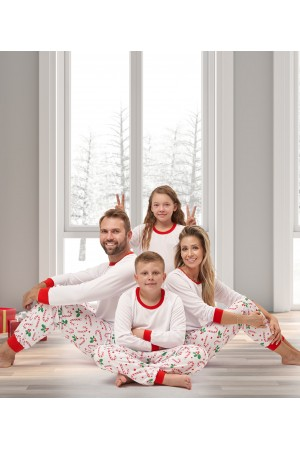 Pattern no 21 Nine X ThermoActive 100% Polyester Women's Christmas Pyjama