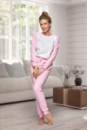 Sample pack 7 ( 1 x women's , 1 x men's  style 130 adults cotton Pj's  )