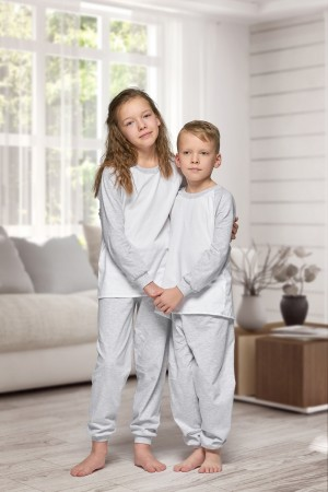 Sample pack 4 ( 2 x style 130 kids 100% cotton Pj's)