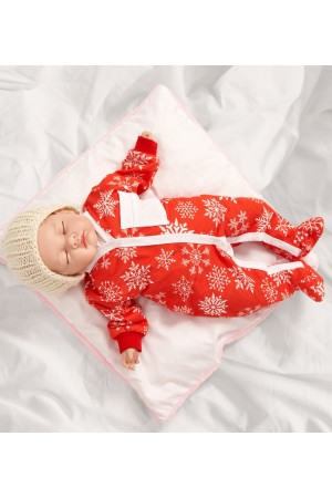 Pattern no 5 Nine X 100% Cotton Baby Sleepsuits