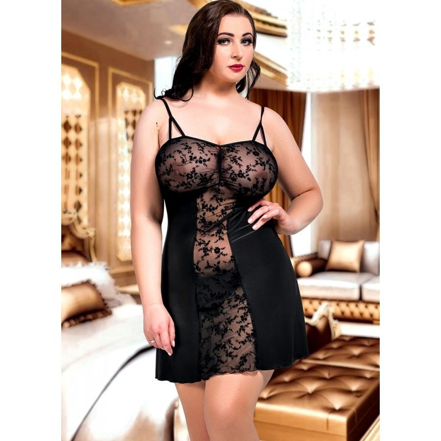 Nine X Womens animal print babydoll dress Plus Size Lingerie S-6XL SALE !!
