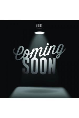 082 Plus Size Satin Cami Set S-6XL 8-24 Red