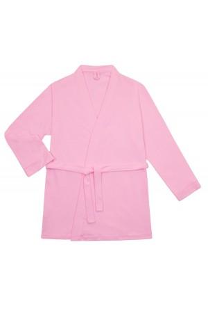 2108 Baby Pink Children Cotton Robe