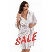 SALE : ROBES AND SATIN PJ'S