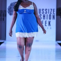 Plus size fashion week africa