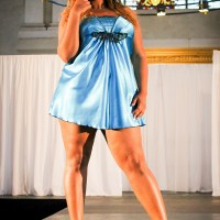 UK plus size fashion week